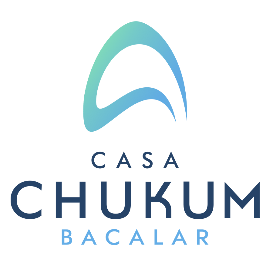 Logo Casa Chukum Bacalar